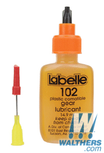 Plastic Compatible Gear Lubricant