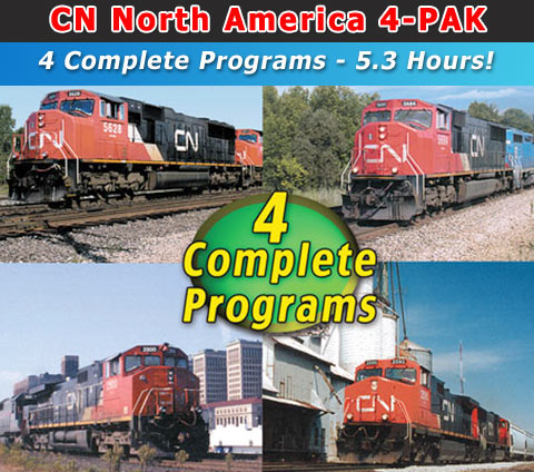 CN North America