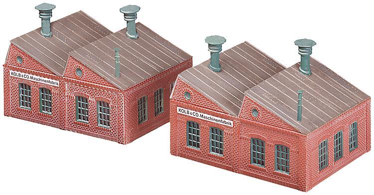 2 Fabrikhallen