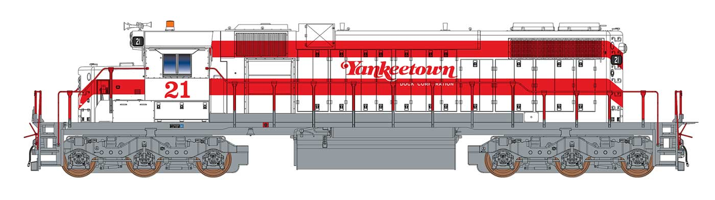 Yankeetown Dock Corp.