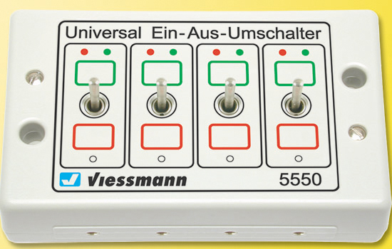 Universal Ein/Aus-Umschalter