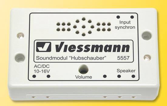 Soundmodul Hubschrauber