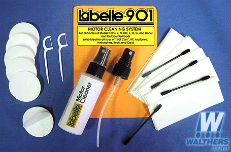 Labelle Motor Cleaning System