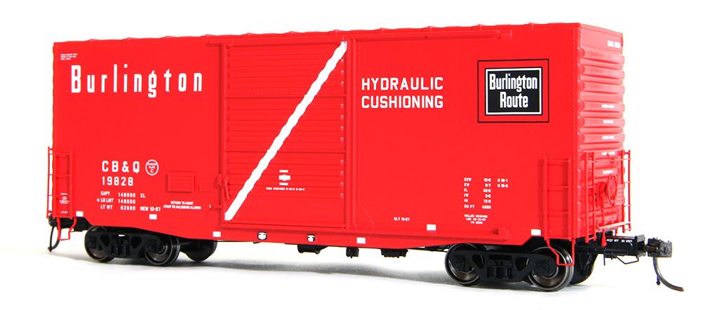 40` HC Boxcar H0