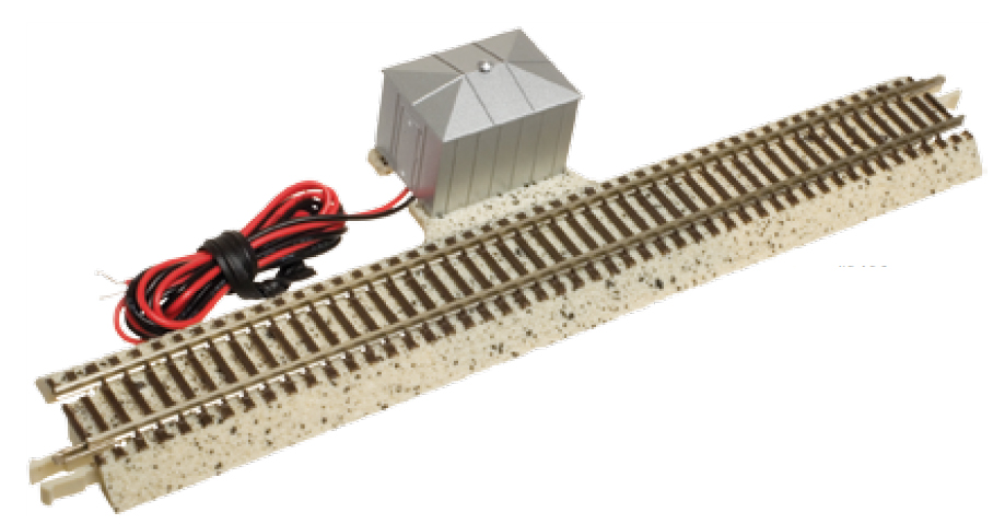 "6"" Straight Terminal Track"