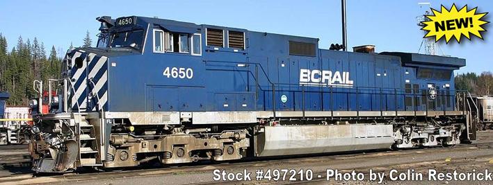 BC Rail / British Columbia