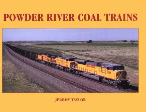 Powder River Coal Trains