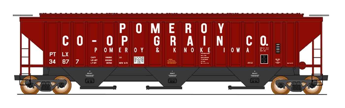 Poemroy Co-op Grain