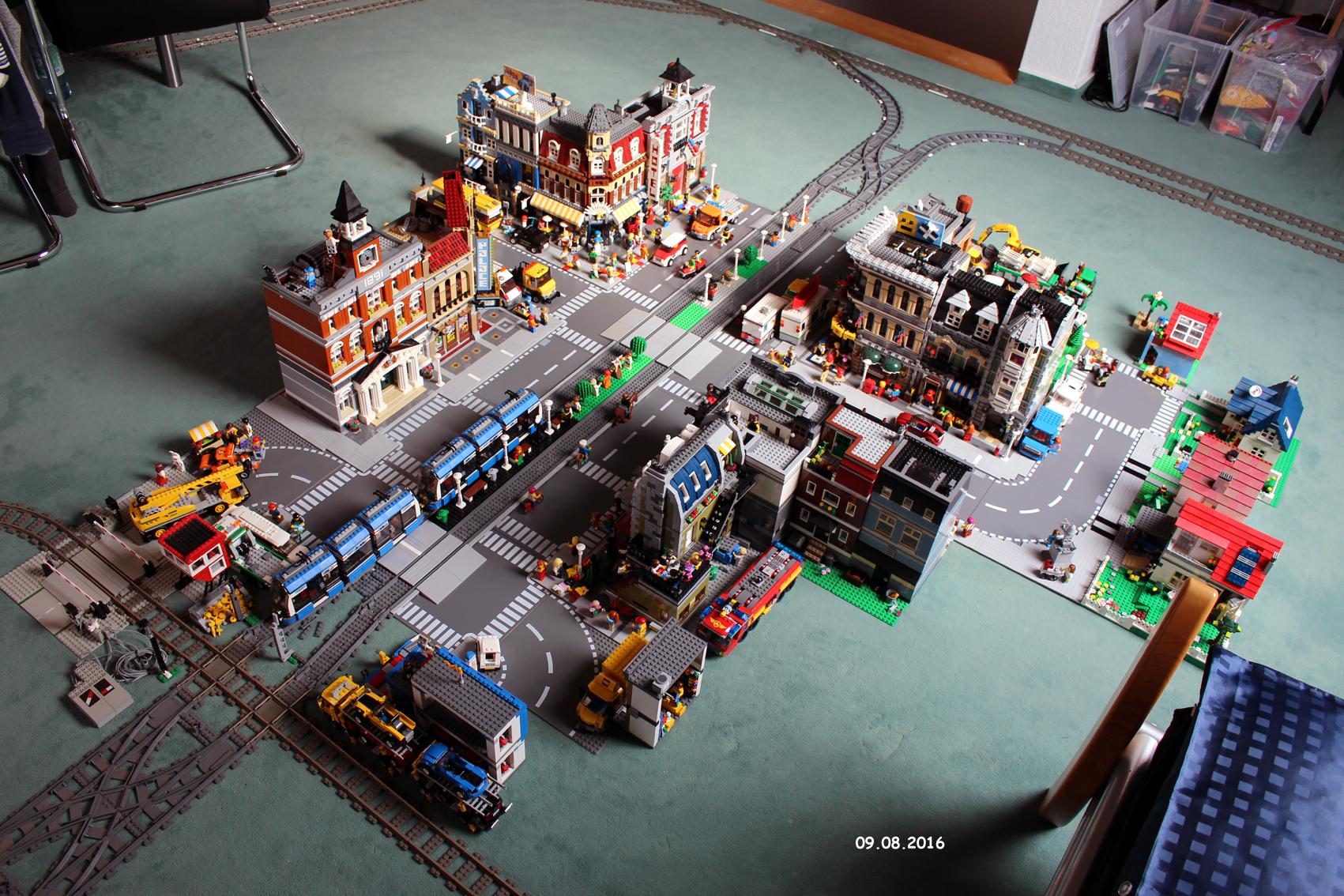Lego City 08-2016