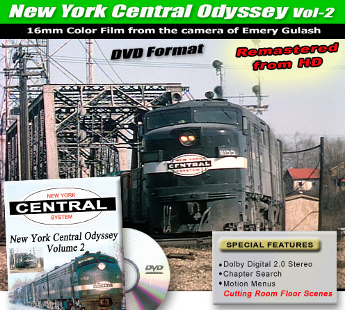 New York Central Odyssey, Vol. 2