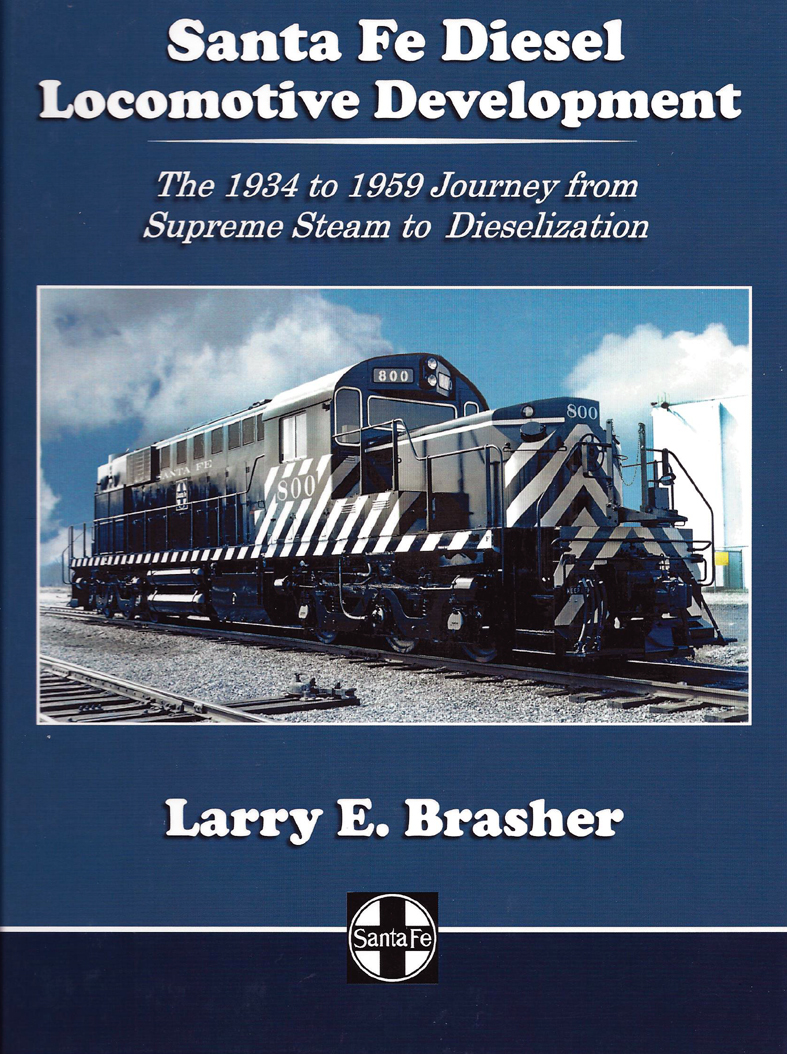 Santa Fe Diesel Locomotive Development