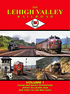Vol. 1: Steam & Diesel 1940s-1960s