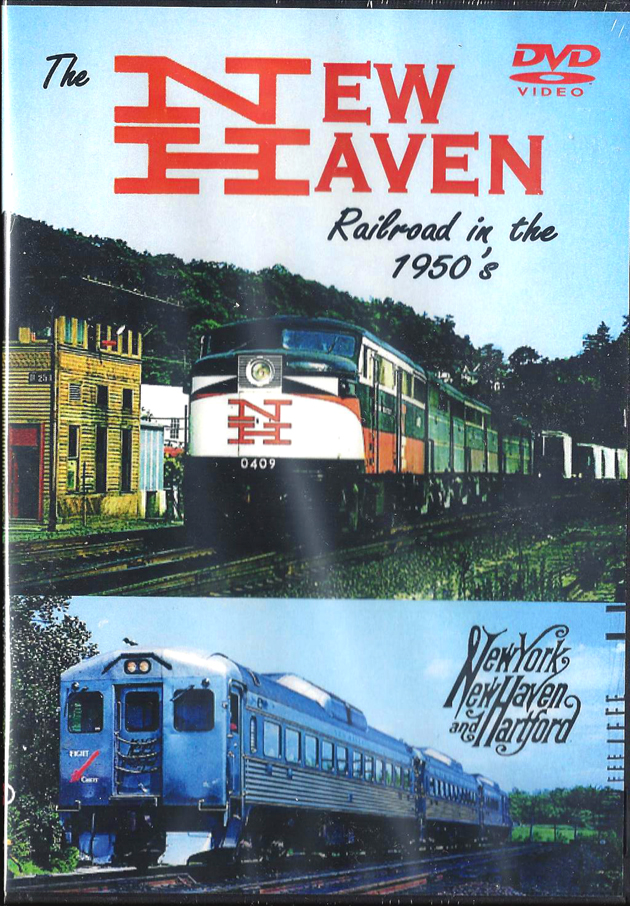The New Haven Railroad in the 1950s