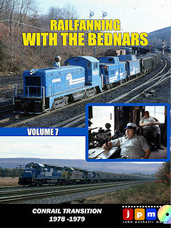 The Conrail Transition 1978 - 1979