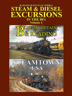 BM&R and Steamtown USA