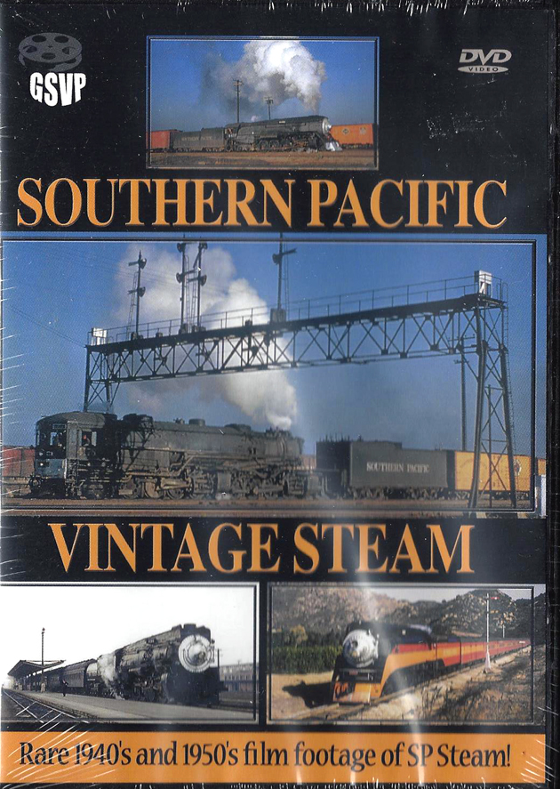 Southern Pacific Vintage Steam