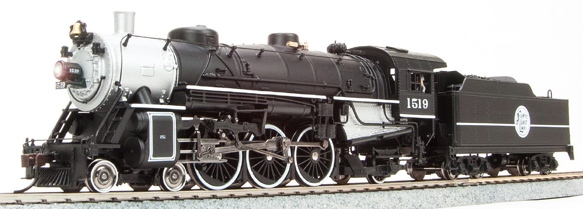 4-6-2 Heavy Pacific