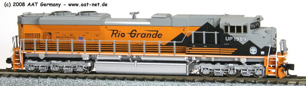 UP / Denver & Rio Grande