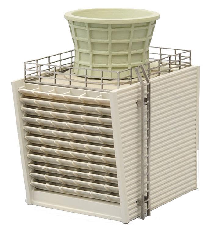 Kühlturm (Bausatz)
