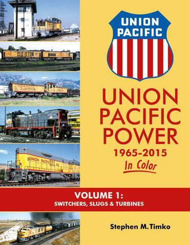 Union Pacific Power, Vol. 1