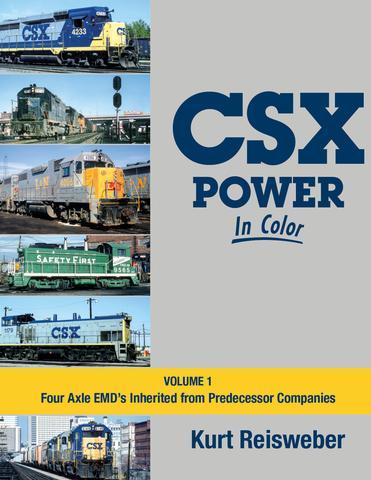 CSX Power, Vol. 1