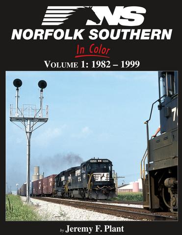 Norfolk Southern in Color, Vol. 1