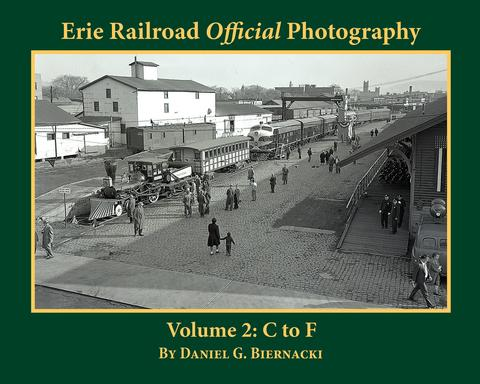 Erie Railroad Official Photography, Vol. 2