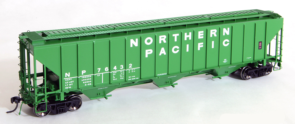 Northern Pacific (original 1969 green)
