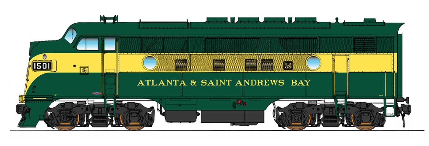 Atlanta & St. Andrews Bay