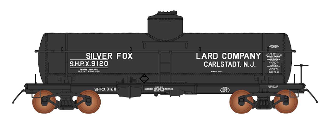 Silver Fox Lard Co.
