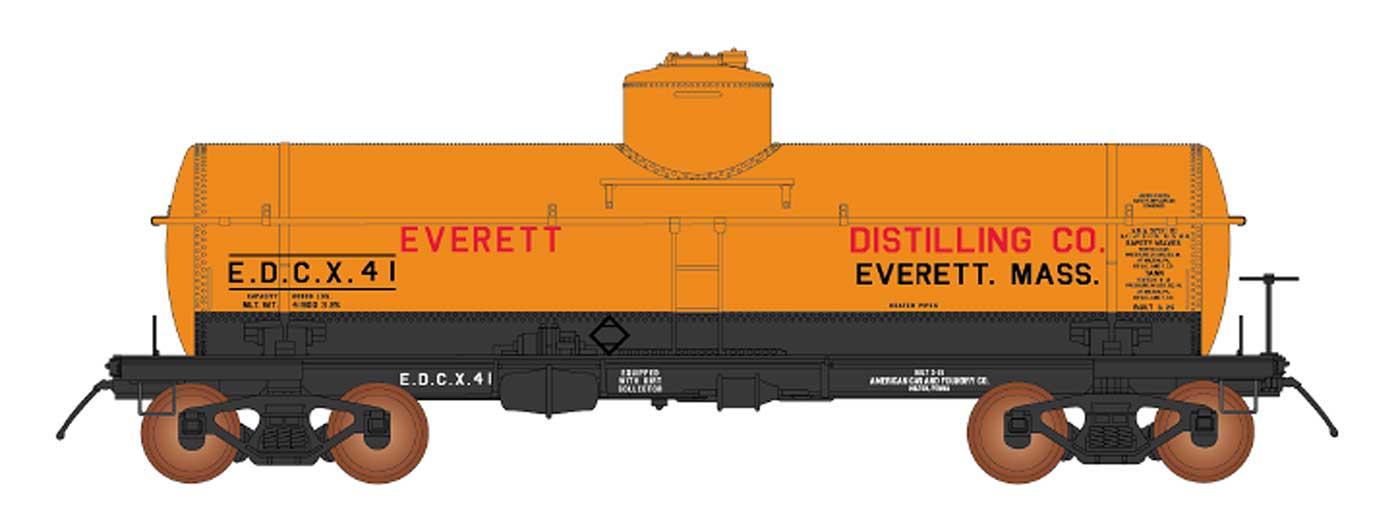 Everett Distilling