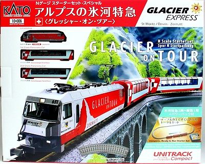 "RhB Glacier Express ""GEX on Tour"""