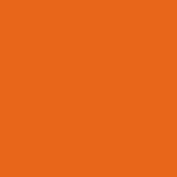Orange, fluoreszierend