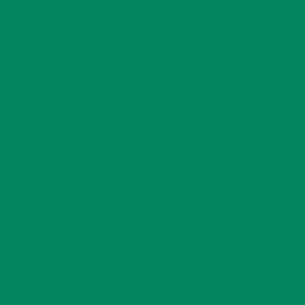 Smaragdgrün, matt