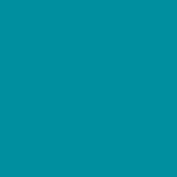 Helles Türkisblau, matt