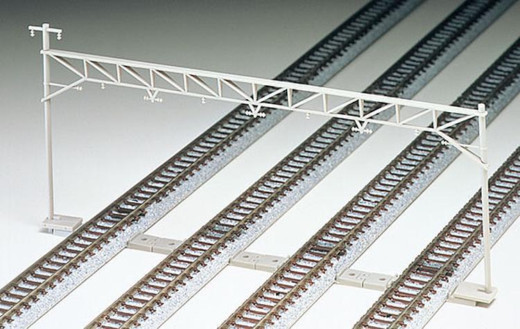 Oberleitungsmasten (3 Stück)