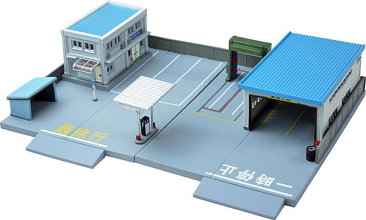 Städtisches Bus-Depot (Bausatz)