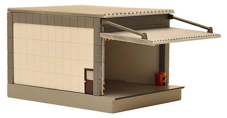 Speditionshalle (Bausatz)