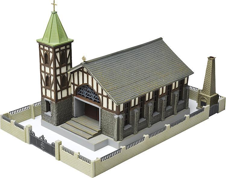 Kirche St. James (Bausatz)