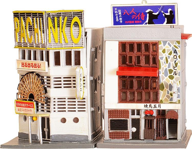Pachinkohalle & Hotel (Bausatz)