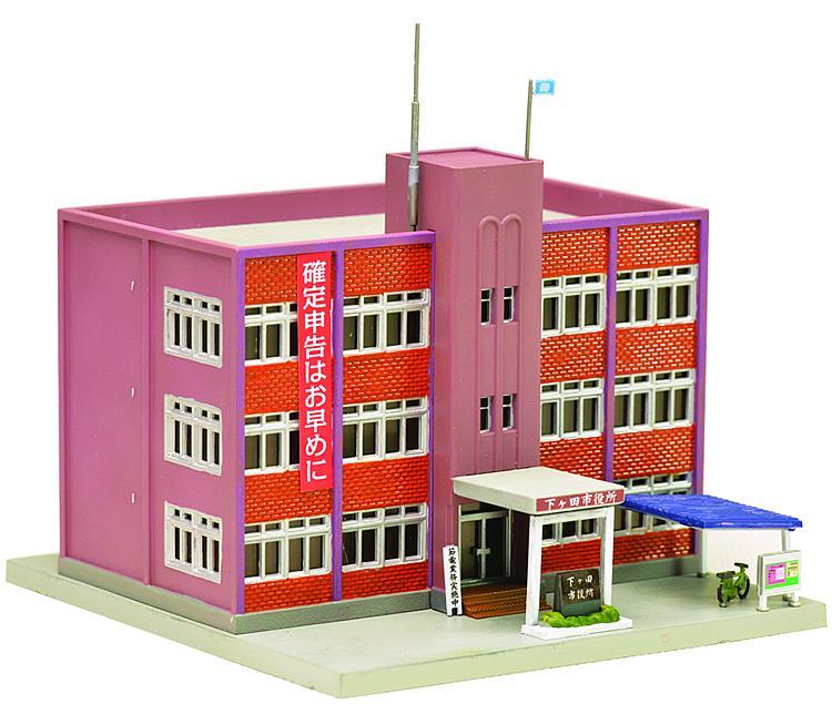 Bürogebäude (Fertigmodell)