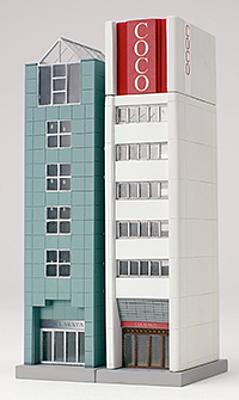 Modernes Gebäude B (Bausatz)