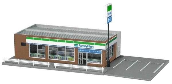 Family-Mart  Supermarkt (Fertigmodell)