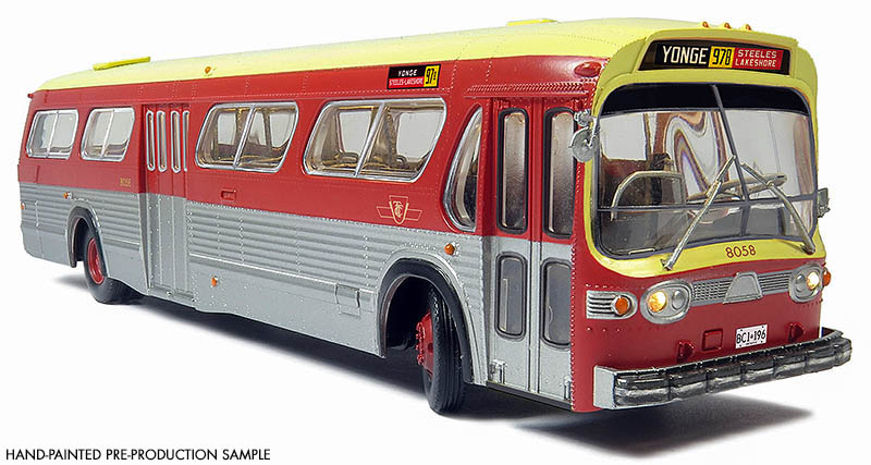 TDH Transit Bus H0