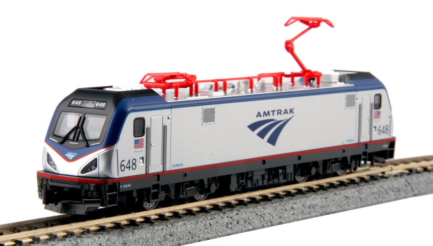 Amtrak, Ph. VI