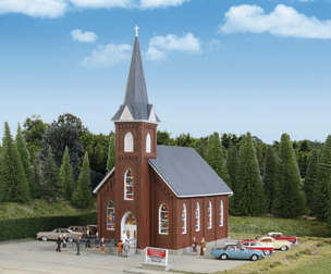 Brick Church (Kit)