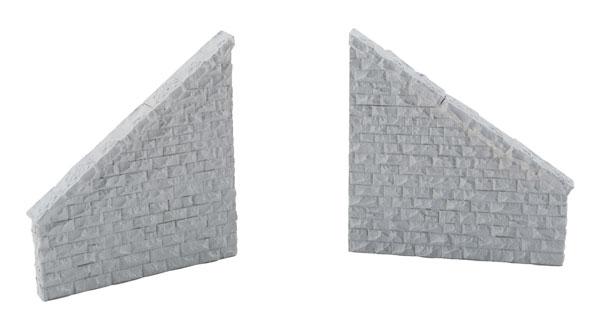 Railroad Bridges Stone Wing Walls