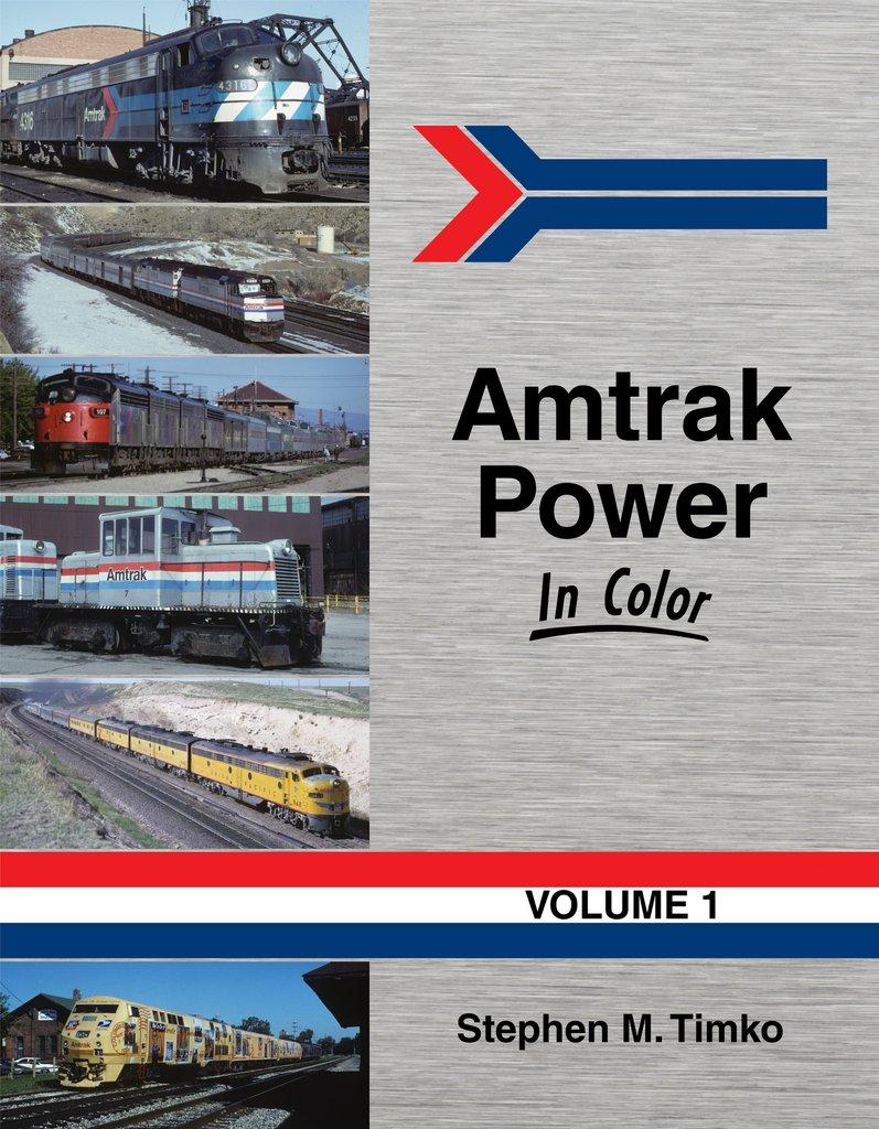 Amtrak Power, Vol. 1