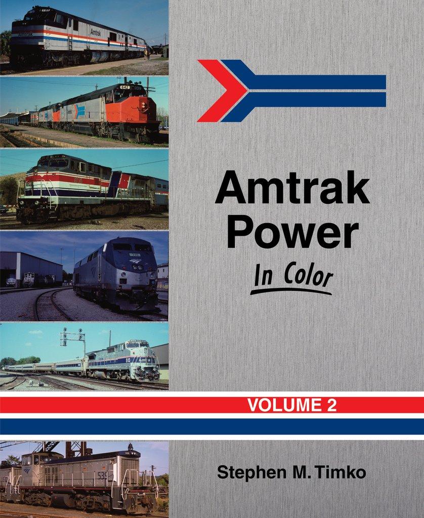 Amtrak Power, Vol. 2