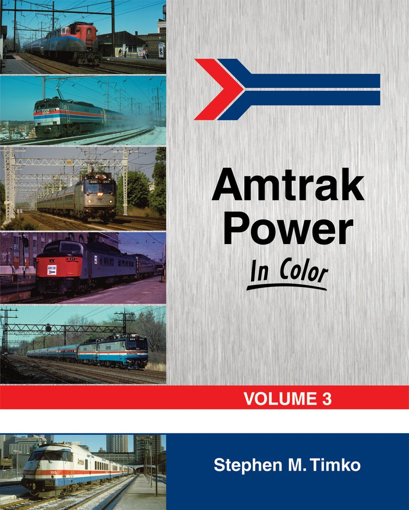 Amtrak Power, Vol. 3